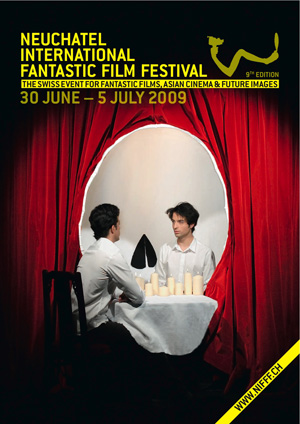 NIFFF affiche 2009