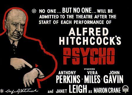 Psycho Warning Poster