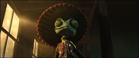 Rango © 2011 Paramount Pictures. All Rights Reserved