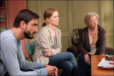 'Rosie': Fabian Krüger, Judith Hofmann, Sybille Brunner ©looknow
