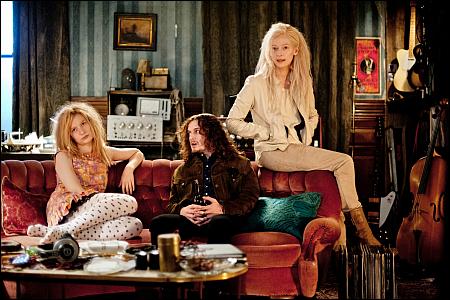 Mia Wasikowska, Anton Yelchin, Tilda Swinton: 'Only Lovers Left Alive' © filmcoopi