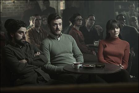Oscar Isaac, Justin Timberlake, Carey Mulligan: 'Inside Llewyn Davis' © ascot-elite