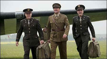 Matt Damon, Bill Murray, George Clooney