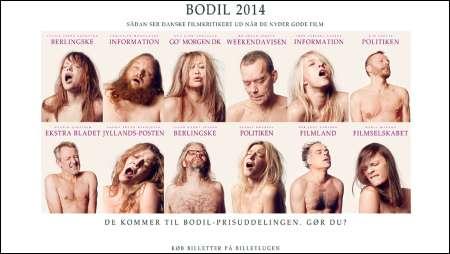 Die dänischen Kritikerinnen liessen sich nicht lumpen.