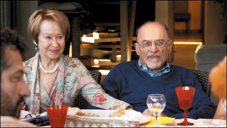 Marilyn  und Irvin D. Yalom im Film von Sabine Gisiger © filmcoopi