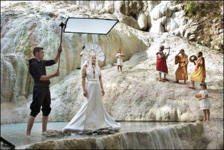 Monica Bellucci in Le meraviglie von Alice Rohrwacher copy filmcoopi