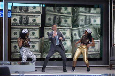 George Clooney als Host der Börsenshow 'Money Monster' © Disney