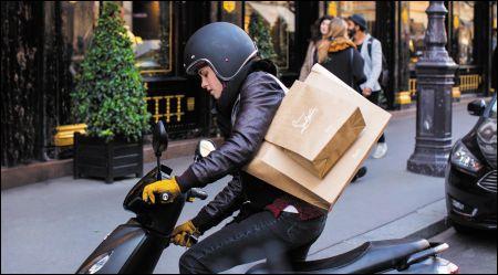 Kristen Stewart in 'Personal Shopper' © filmcoopi